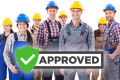 find local approved Hounslow trades